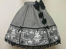 Dollhouse Skirt Angelic Pretty