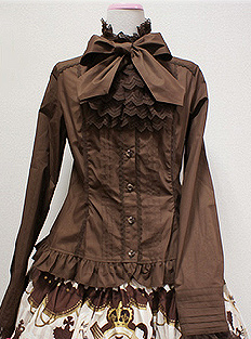 Royal Queen Blouse Angelic Pretty