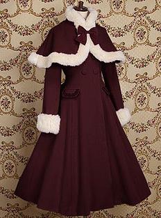 Victoire Long Coat Mary Magdalene