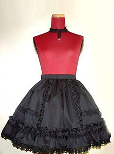 Victorian Skirt Antique Beast